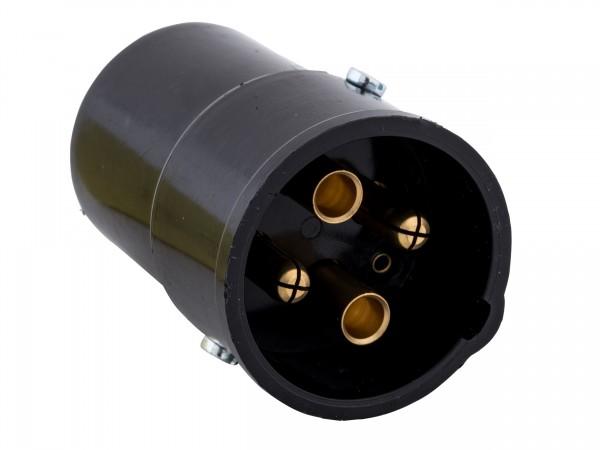 Stecker 4-polig 24 Volt