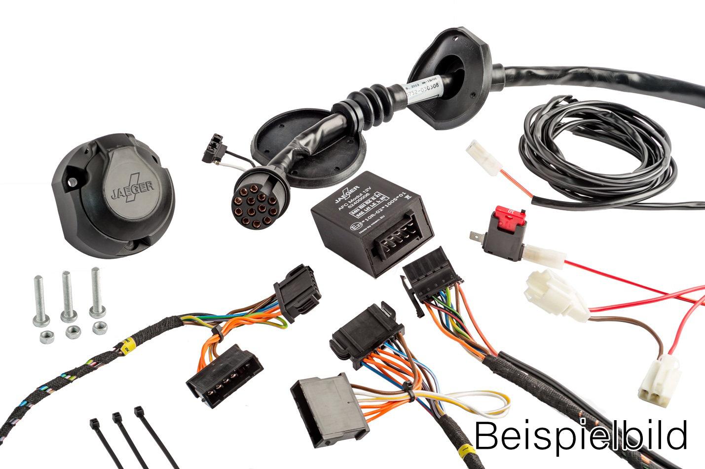 JAEGER automotive 21500575 fahrzeugspezifischer 13-poliger Elektrosatz