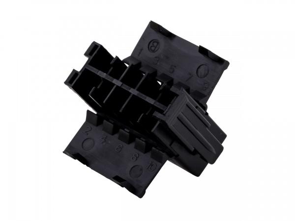 JAEGER automotive Steckhülsengehäuse für 10-polige Module 87056153