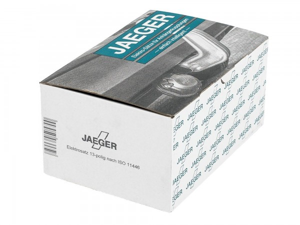 JAEGER automotive 21100554 fahrzeugspezifischer 13-poliger Elektrosatz KIA Sorento III