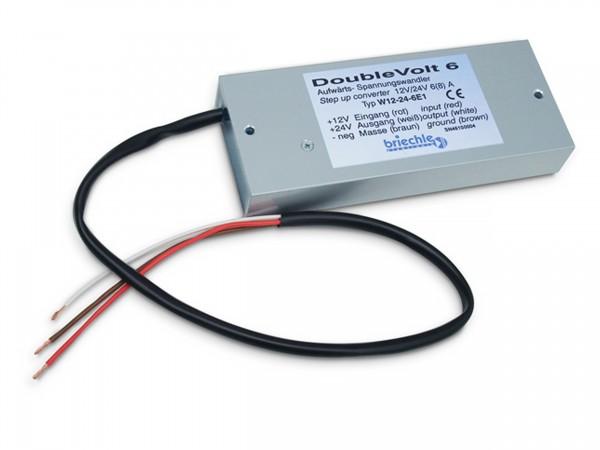 Double Volt 6 12V auf 24V, 6A Spannungsverdoppler für Geräteversorgung