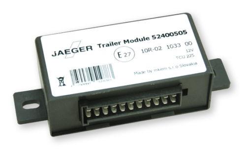 JAEGER automotive 52400505 TCU 225 Modul Anhängersteuermodul