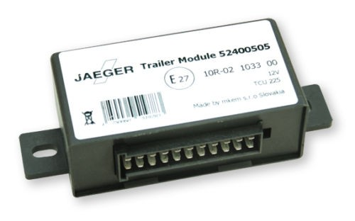 JAEGER automotive 52400505 TCU 225 Modul Anhängersteuermodul - VW Touran I