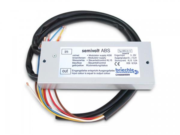 Semi Volt ABS 12V - 24V auf 12V Abwärtswandler