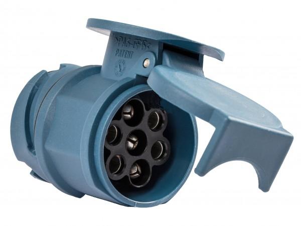 Miniadapter 13-polig auf 7-polig 12 Volt