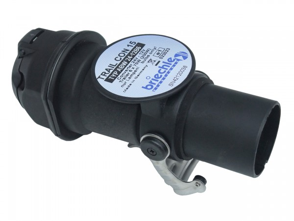 Trail Con 15-7 Adapter-Beleuchtungs-Wandler 24V 15-polig auf 12V 7-polig Spannungsreduzieradapter
