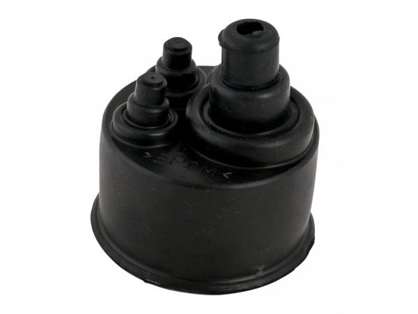 Leitungsschutztülle 24 Volt, rückwärtiger Gehäuseaufsatz