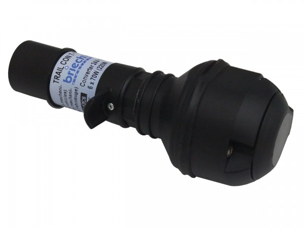 Trail Con 7-13 Adapter-Beleuchtungs-Wandler 24V 7-polig auf 12V 13-polig Spannungsreduzieradapter