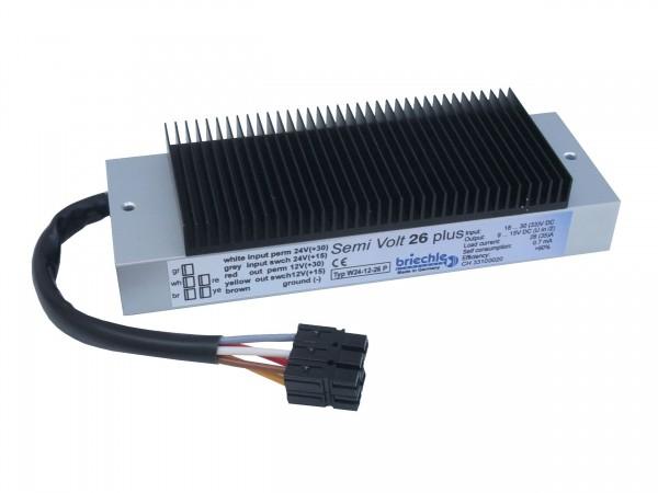 Semi Volt 26 Plus 24V auf 12V 26 (35) A Spannungswandler