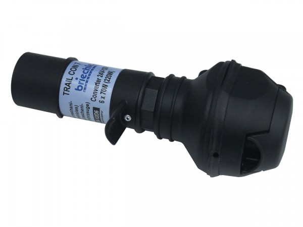 Trail Con 7 Adapter-Beleuchtungs- Wandler 24V 7-polig auf 12V 7-polig Spannungsreduzieradapter