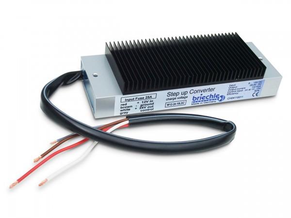 Double Volt 10 Charge 12V auf 28,8V 10 (15)A Ladewandler